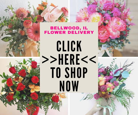 Bellwood, IL Florist Same Day Flower Delivery 60104