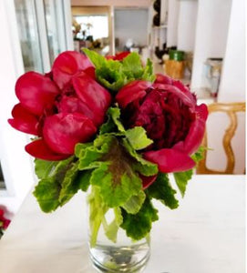 peony bouquet chicago illinois flower delivery 60634 order flowers online same day delivery