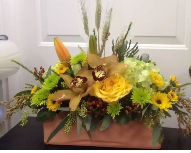 Thankful - www.bloomfloralshop.com
