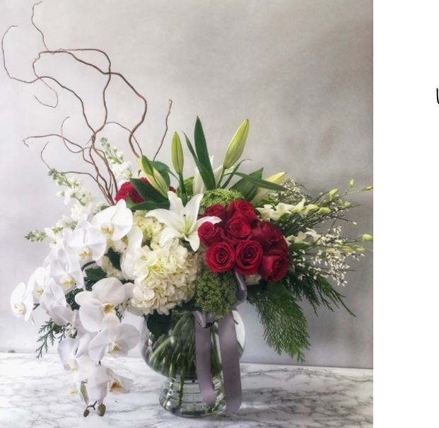 All I Want for Christmas is You - www.bloomfloralshop.com