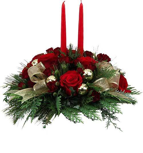 Home For Christmas - www.bloomfloralshop.com