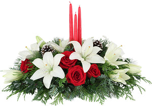 christmas flowers flower delivery christmas 60634