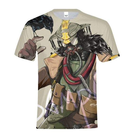 Master Bloodhound - Apex Legends S1 Premium T-Shirt
