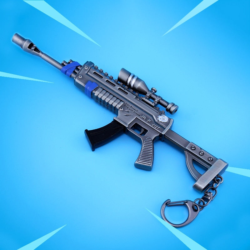 Scoped Ar Fortnite Battle Royale Collectable