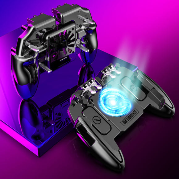 Extreme Mobile Gaming - 6 Triggers 2020 Mobile Controller