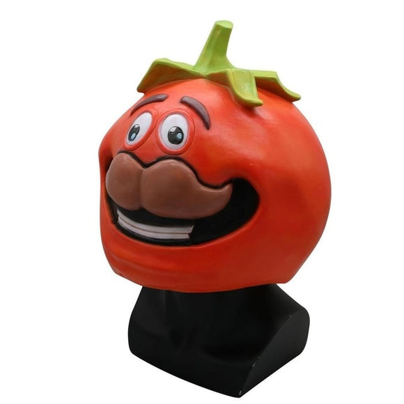 Tomatohead - Fortnite Halloween / Cosplay Mask