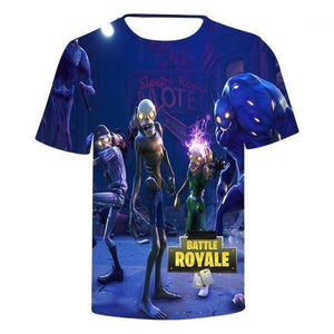 Zombies - Special Battle Royale T-Shirt
