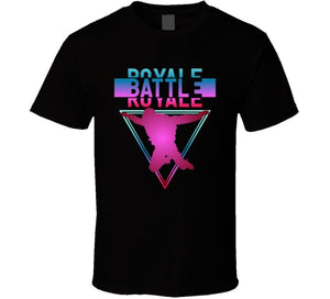 Battle Royal Vintage Gamer Shirt