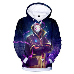Drifts Energy - Premium Fortnite Gaming Hoodie