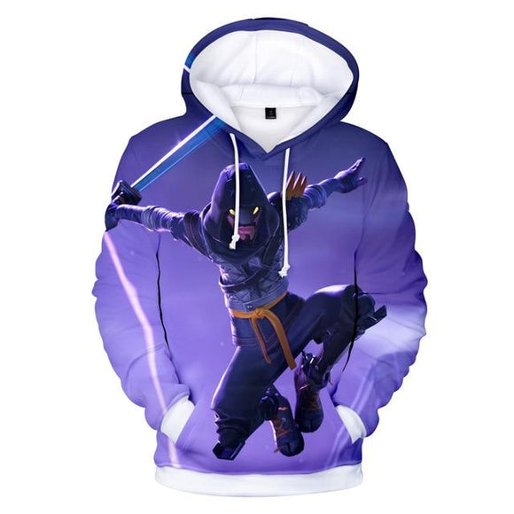 Keep Slayin' - Premium Battle Royale Hoodie