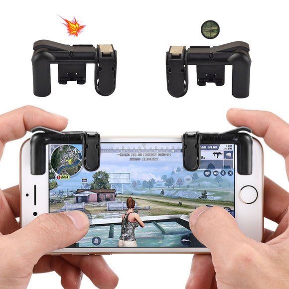 Rapid Fire: Mobile Gaming Controller for PUBG & Fortnite