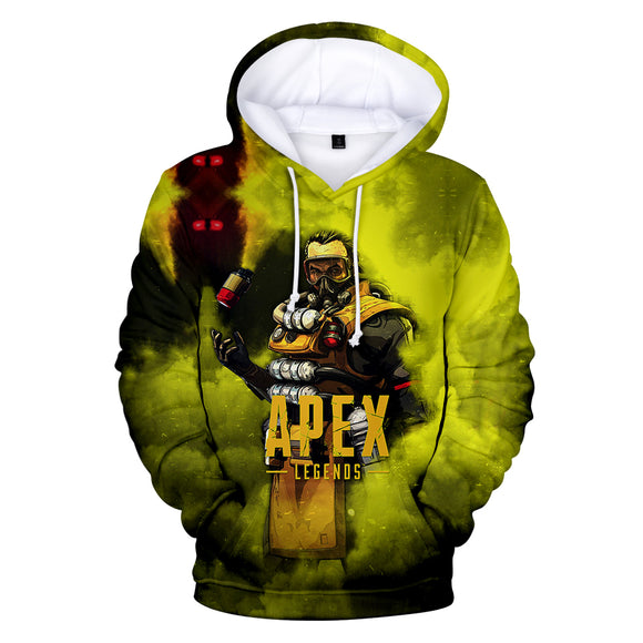 Caustic - Apex Legends S1 Premium Hoodie