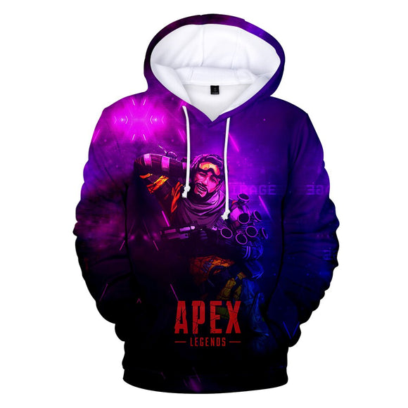 Just Mirage - Apex Legends S1 Premium Hoodie