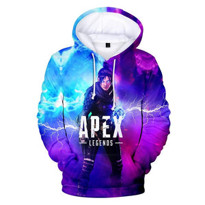 Wraith - Apex Legends S1 Official Hoodies