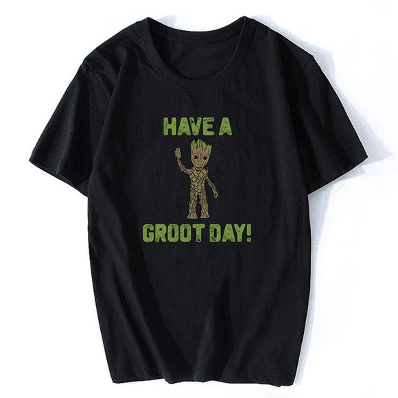 Have A Groot Day - Premium Marvel T-Shirt