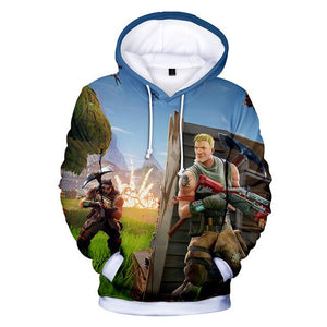 Closing In - Premium Fortnite Hoodie