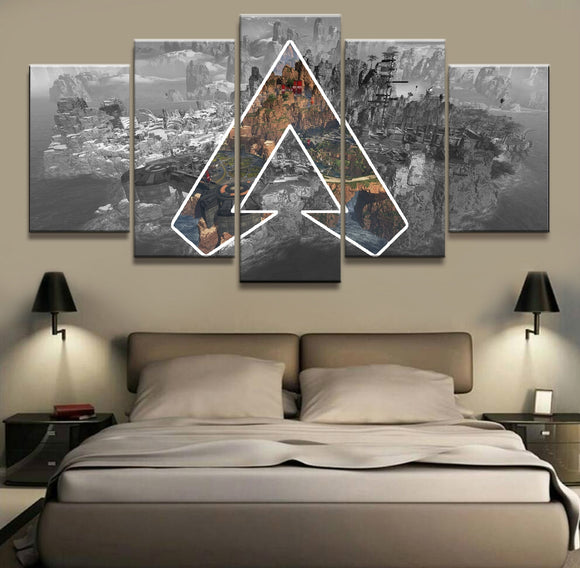 True Champion - Apex Legends Ultimate Gaming Wall Art