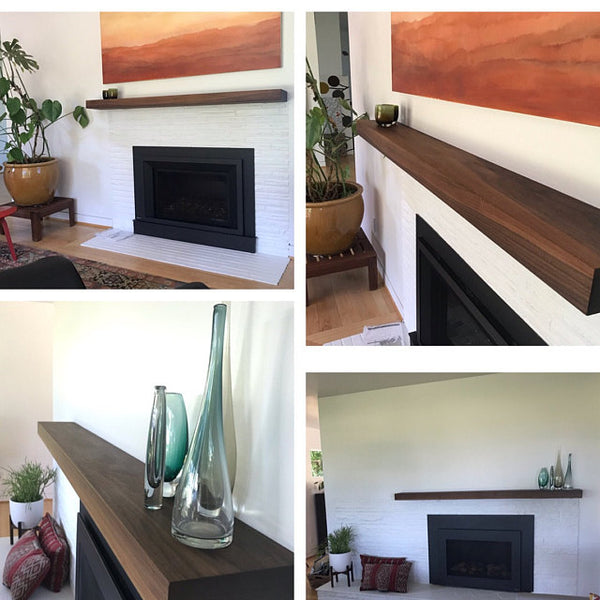 Reviews From Real Radford Pines Home Decor Customers - The Best Solid Wood Floating Shelves