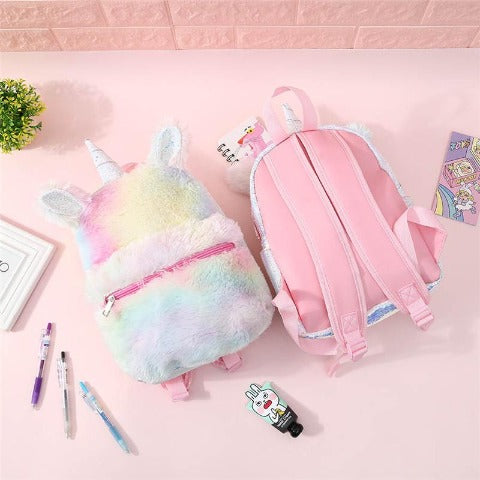 Cartable Scolaire Licorne