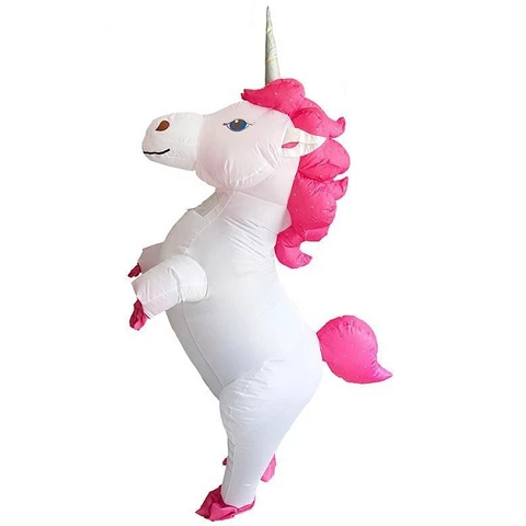 Costume Licorne Adulte Homme Femme blanc