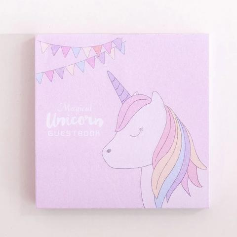 Post It Licorne