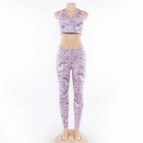 Legging Licorne (& top)