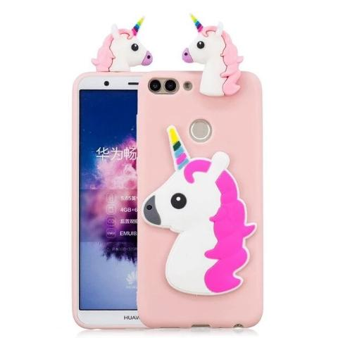 Coque Licorne Huawei P Smart 2019