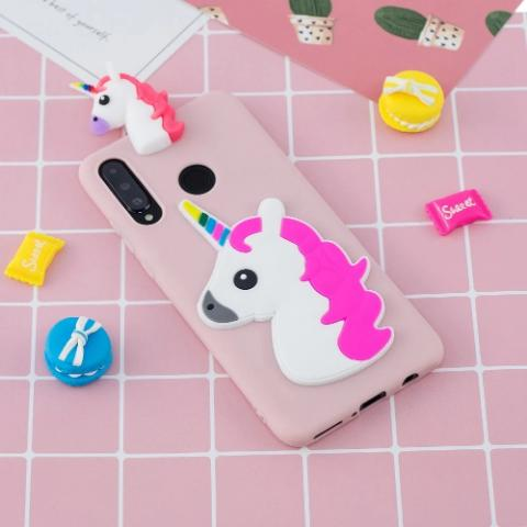 Coque Licorne Huawei P Smart 2018