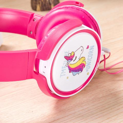 Casque Audio Licorne