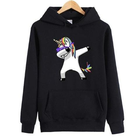 Sweat Licorne Dab