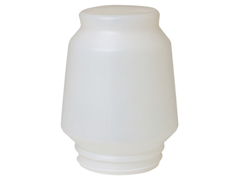 1 Gallon Plastic Screw-On Poultry Waterer Jar