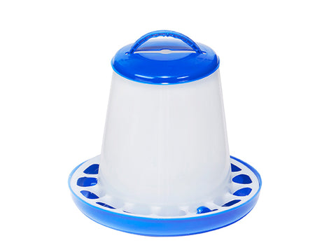 Double-Tuf 1.5 Lb Plastic Poultry Feeder