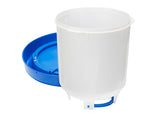 Double-Tuf 2.5 Gallon Plastic Poultry Waterer