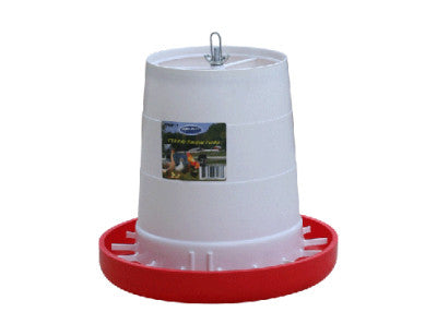 17 lb Plastic Poultry Feeder