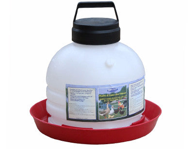 3 Gallon Top Fill Poultry Waterer