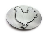 Chicken Belt Buckle