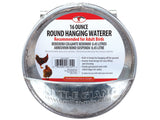 Hanging Round Poultry Waterer