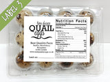 Quail Egg Selling Starter Kit