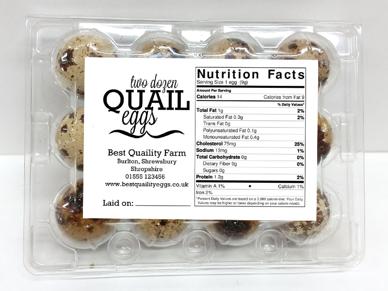 How to sell quail eggs – Spade & Feather