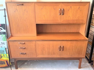 G-Plan Sierra High Sideboard (4077) designed by V. B. Wilkins - Retro & Vintage Furniture and Homewares