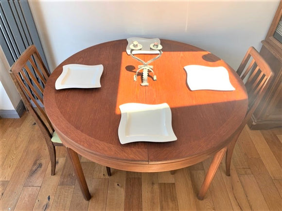 Nathan Extendable Dining Table - Retro & Vintage GB