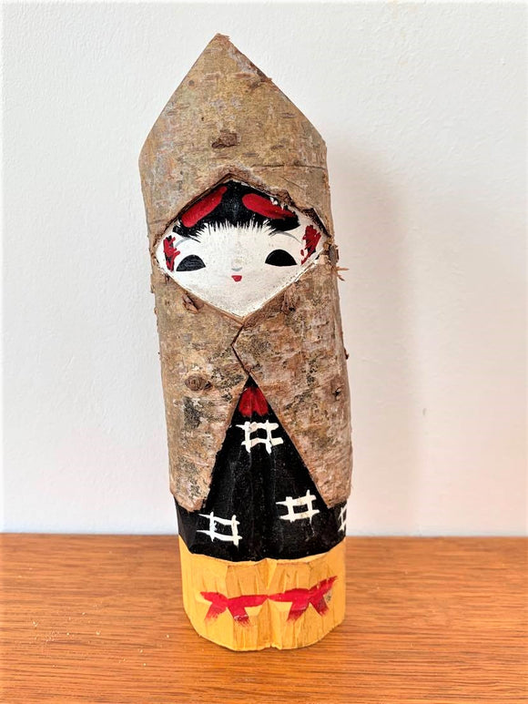 Japanese Kokeshi Doll (17 of 20) - Retro & Vintage Furniture and Homewares