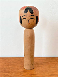 Traditional Wooden Japanese Kokeshi Doll (10 of 15) - Retro & Vintage Furniture and Homewares
