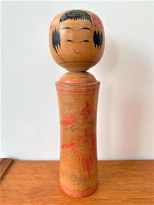 Traditional Wooden Japanese Kokeshi Doll (6 of 15) - Retro & Vintage Furniture and Homewares