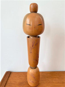 Traditional Wooden Japanese Kokeshi Doll (5 of 15) - Retro & Vintage Furniture and Homewares
