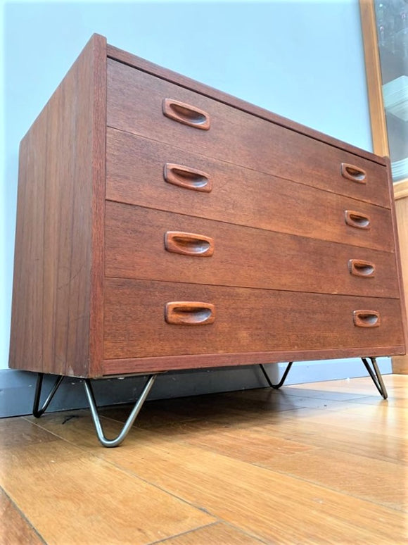 PS System Danish Furniture Chest of Drawers - Retro & Vintage Interiors