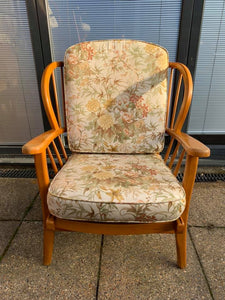 Ercol Style Lounge Chair. - Retro & Vintage Furniture and Homewares