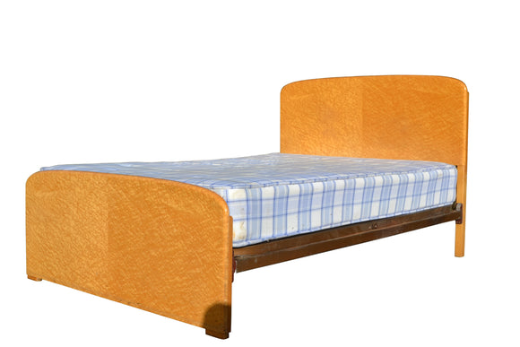 Art Deco Double Bed By The Majority Furniture Company - Retro & Vintage Furniture and Homewares