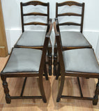 Ercol Dinning Chairs - Retro & Vintage Interiors