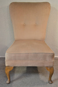 Fabric Nursing Chair - Retro & Vintage Furniture and Homewares